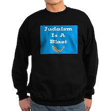 Judaism Is A Blast Sweatshirt
