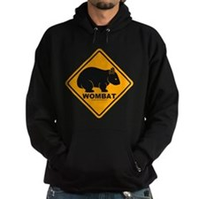 Wombat Sign Hoodie