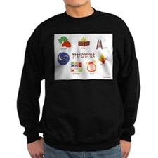 Sukkot Ushpezin Sweatshirt