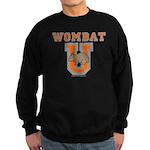 Wombat U III Sweatshirt (dark)