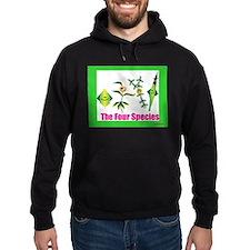 The Four Species Sukkot Hoodie
