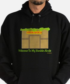 Welcome to My Humble Abode-Su Hoodie