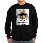 Jewish New Year for Trees Sweatshirt (dark)