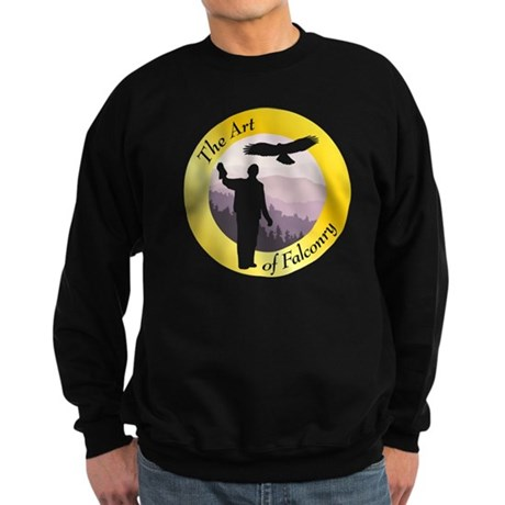 Falconer-Round Sweatshirt (dark)