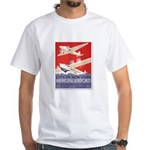 """New York Municipal Airports"" T-shirt (w"