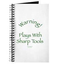 Warning - Sharp Tools Journal