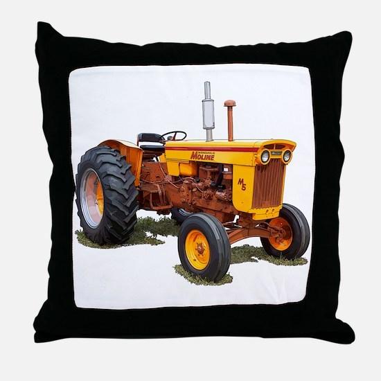 The M5 Throw Pillow