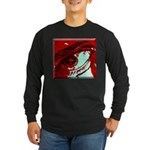 The Blood Covers!!! Long Sleeve Dark T-Shirt