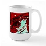 The Blood Covers!!! Large Mug