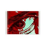 The Blood Covers!!! Rectangle Magnet (10 pack)