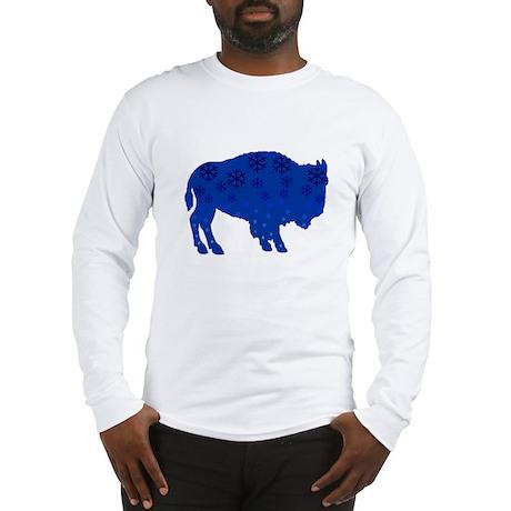 Buffalo Snow Long Sleeve T-Shirt