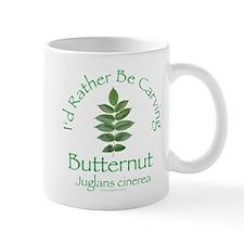 Rather Be Carving Butternut Mug