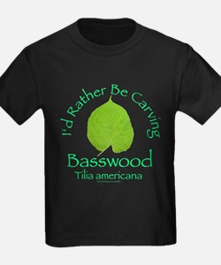 Rather Be Carving Basswood 1 T