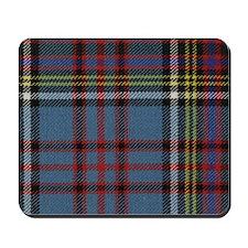 Clan Anderson Tartan Mousepad