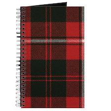Clan Cunningham Tartan Journal
