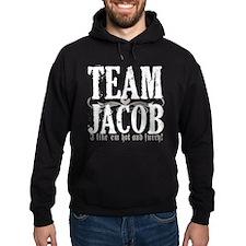 Team Jacob 3 Hoodie