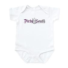 Dirty South Infant Bodysuit