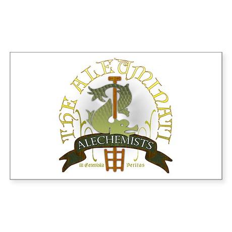 Aleuminati Alechemists Sticker