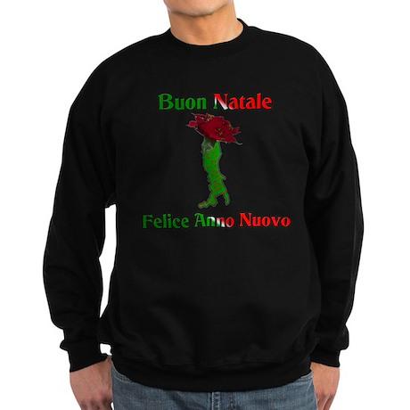 "This is a great way to say ""B Sweatshirt (dar"