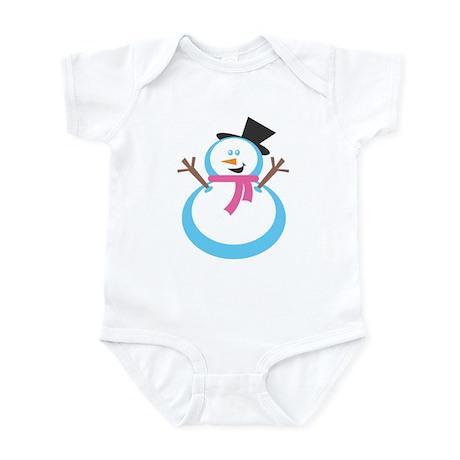 SNOWMAN (109) Infant Bodysuit