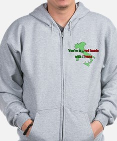 Your in good hands with Nonna Zip Hoodie