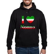 I Love Nono Hoodie
