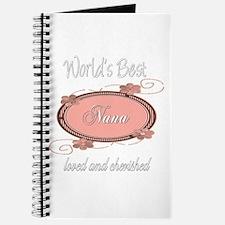 Cherished Nana Journal