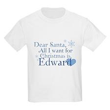 Dear Santa, All I want T-Shirt