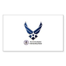 USAF Remembers Decal