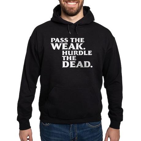 HURDLE THE DEAD Hoodie (dark)
