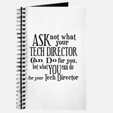 Ask Not Tech Director Journal