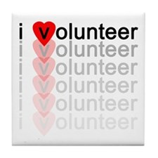 Volunteer Tile Coaster