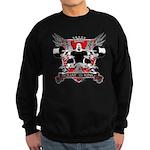 SQUAT IS KING Sweatshirt (dark)