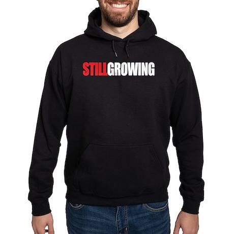 STILL GROWING Hoodie (dark)