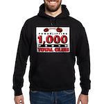 1,000-POUND TOTAL CLUB! Hoodie (dark)