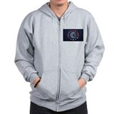 European space agency Zip Hoodie
