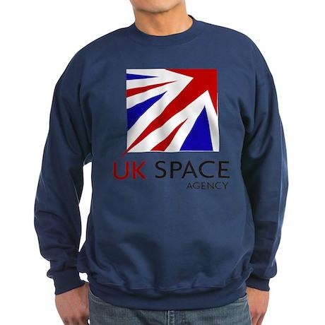UK Space Agency Sweatshirt (dark)