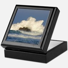 Pacific Grove Coastline Keepsake Box