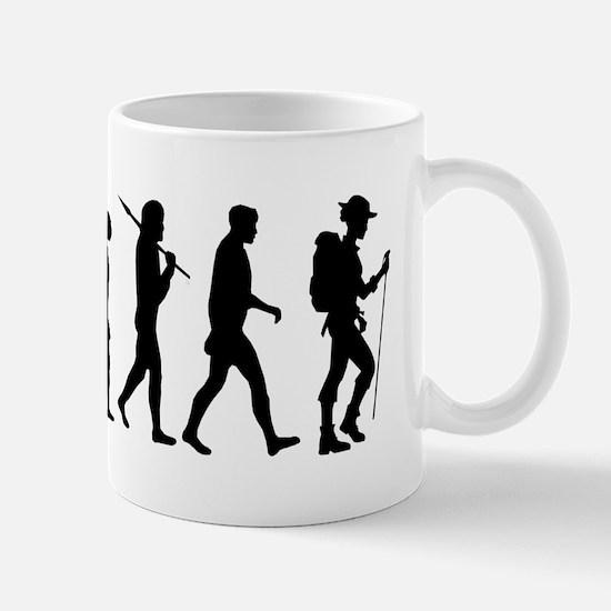 Hiking Backpacking Walking Mug