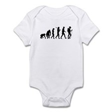 Hiking Backpacking Walking Infant Bodysuit