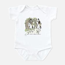 pride and Prejudice Ch 53 Infant Bodysuit