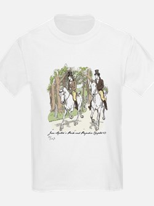 pride and Prejudice Ch 53 T-Shirt