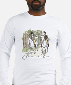 pride and Prejudice Ch 53 Long Sleeve T-Shirt