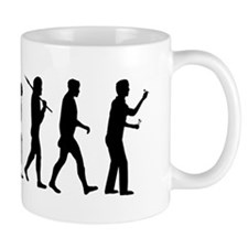 Darts Players Bullseye Mug