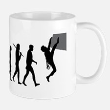 Climbers Rock Climbing Mug