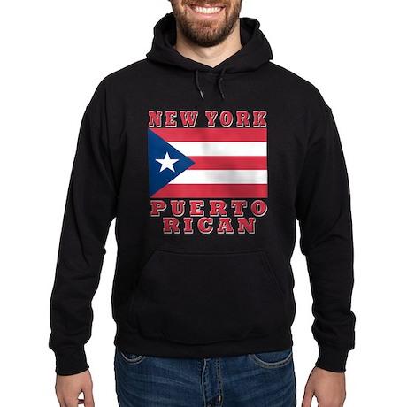 New York Puerto Rican Hoodie (dark)