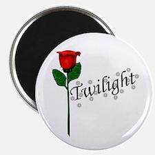 Twilight Rose Magnet