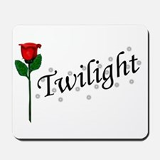 Twilight Rose Mousepad
