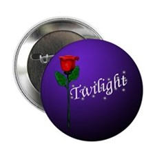 """Twilight Rose 2.25"""" Button (10 pack)"""