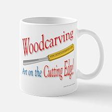 Cutting Edge v1 Mug